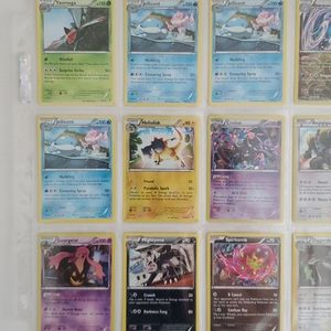 Lot of 17 Rare and Holo Pokémon Cards